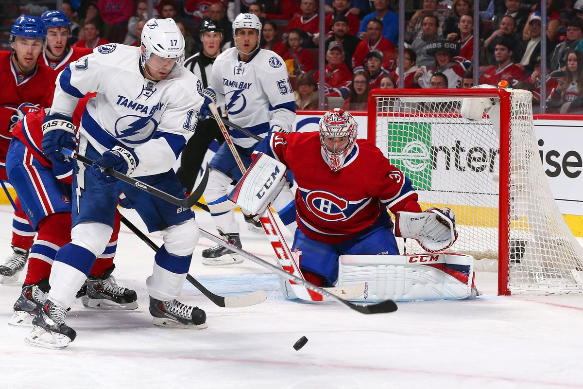 Carey Price and the Canadiens can punch their ticket to the second round tonight.