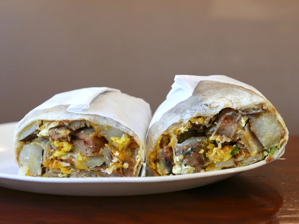 Breakfast Burrito Los Angeles