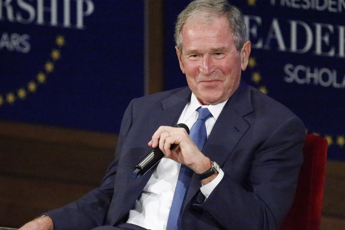 6d948940a9 The theory behind Trump s tax cuts is exactly what gave us the failed Bush  economy