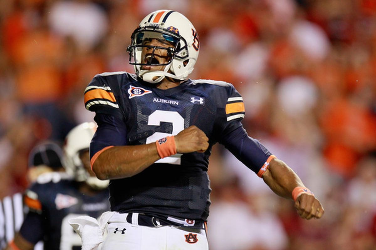Cam Newton and Auburn are the biggest SEC risers in this week's polls.