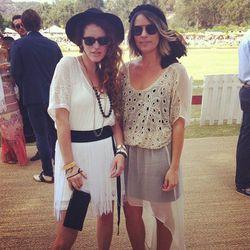Leyendecker designers Jessica Moss and Lisa Guajardo