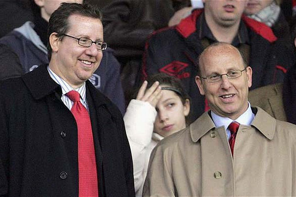 Could the Glazers be in the middle of a conspiracy?