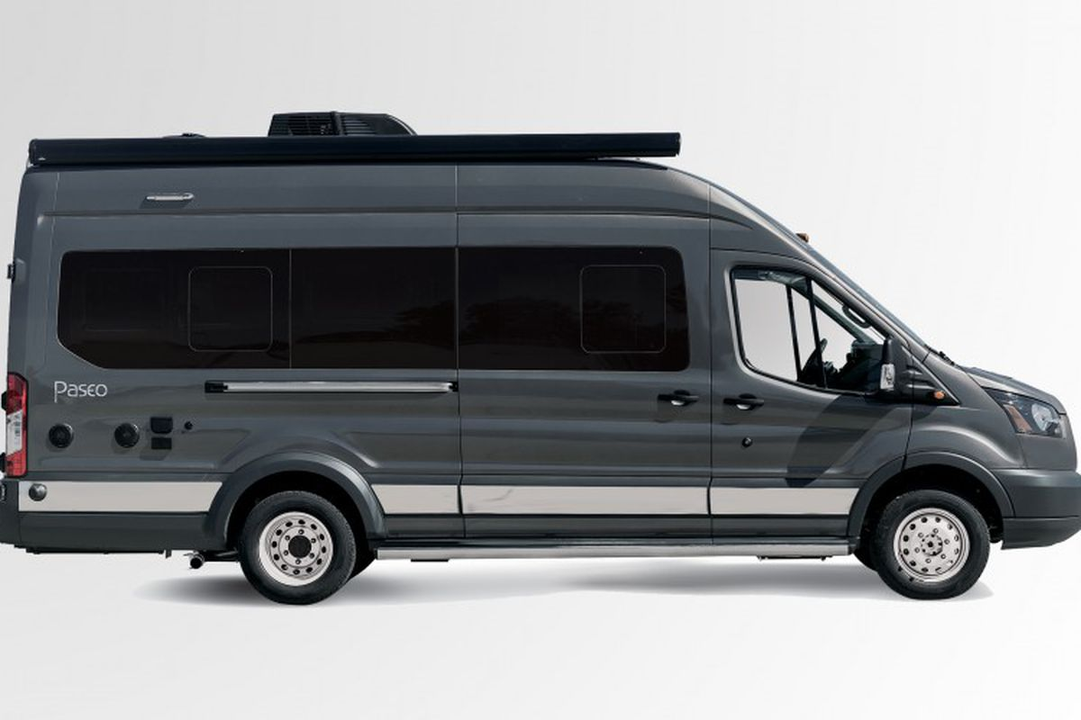 Winnebago Bets On Adventure With New Van Curbed