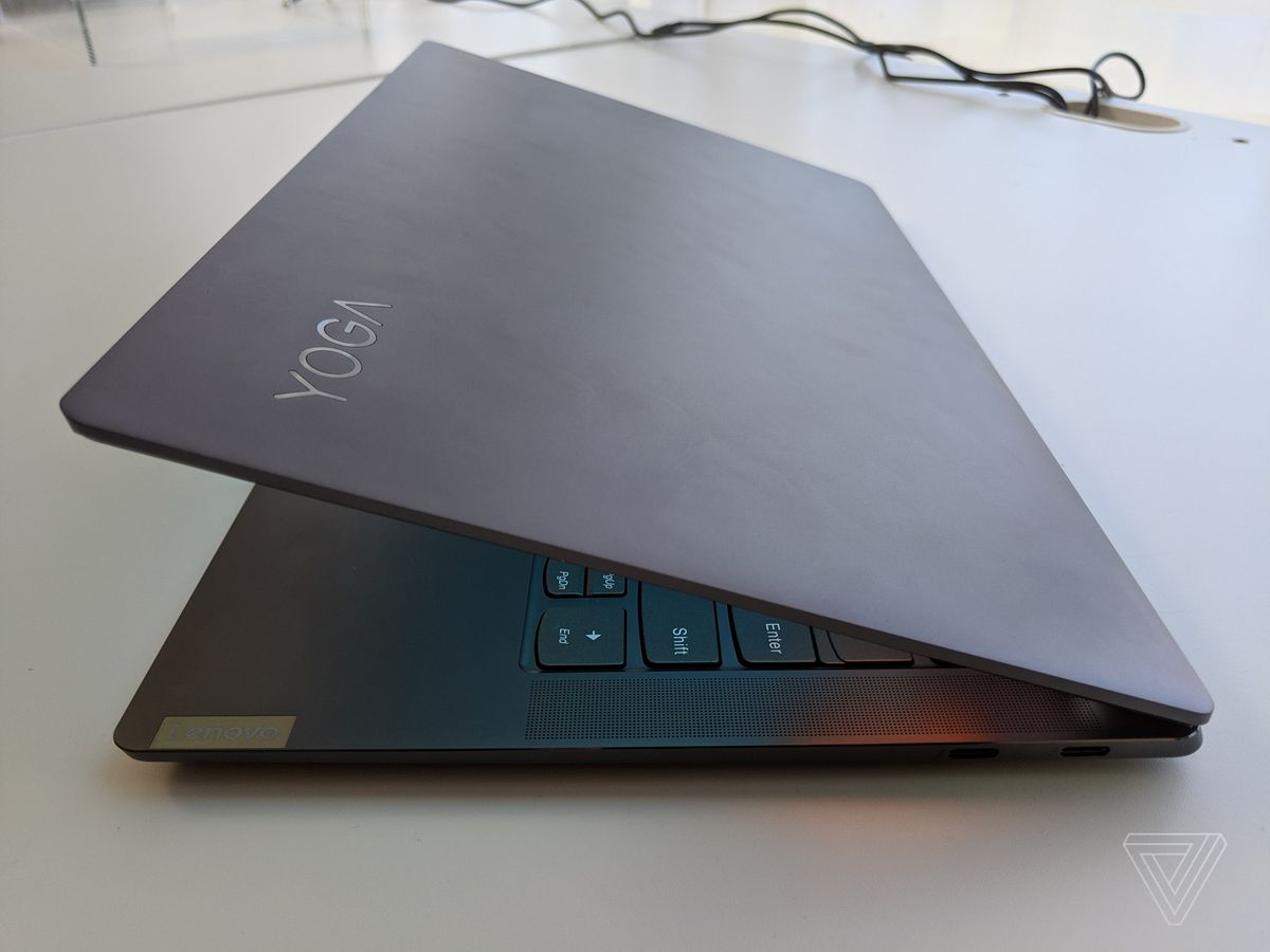 Lenovo's new Yoga S940 is all about its impressive display