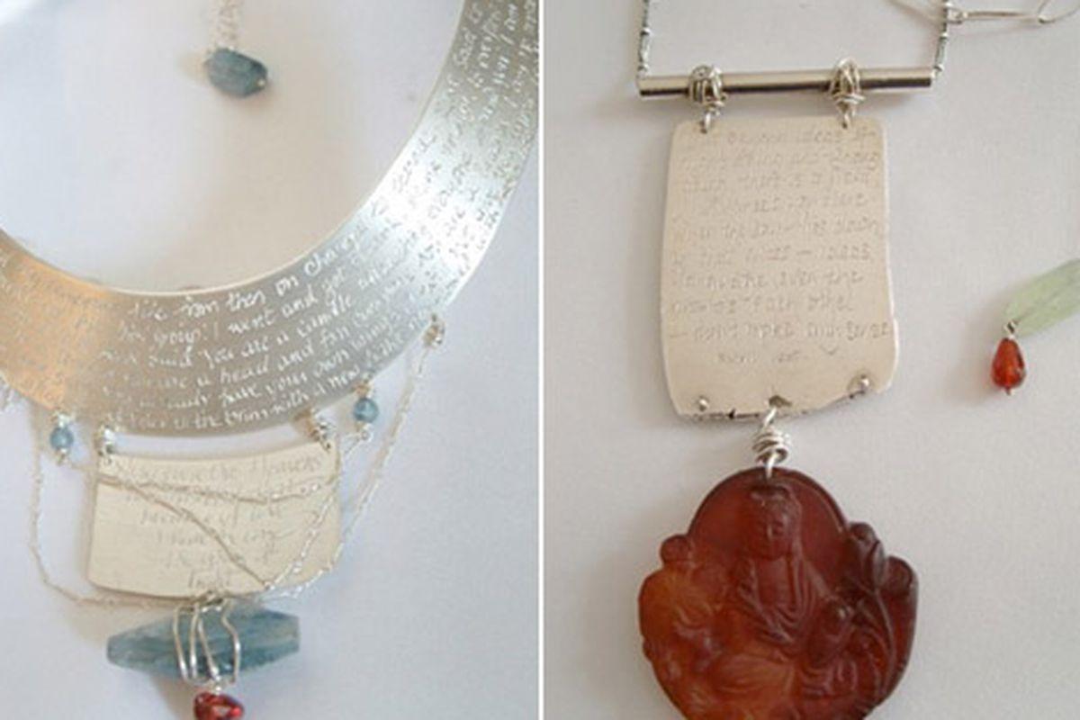 """Images via <a href=""""http://www.wwd.com/markets-news/alicia-keys-launching-jewelry-line-2375900?module=today#/wwd"""">WWD</a>"""