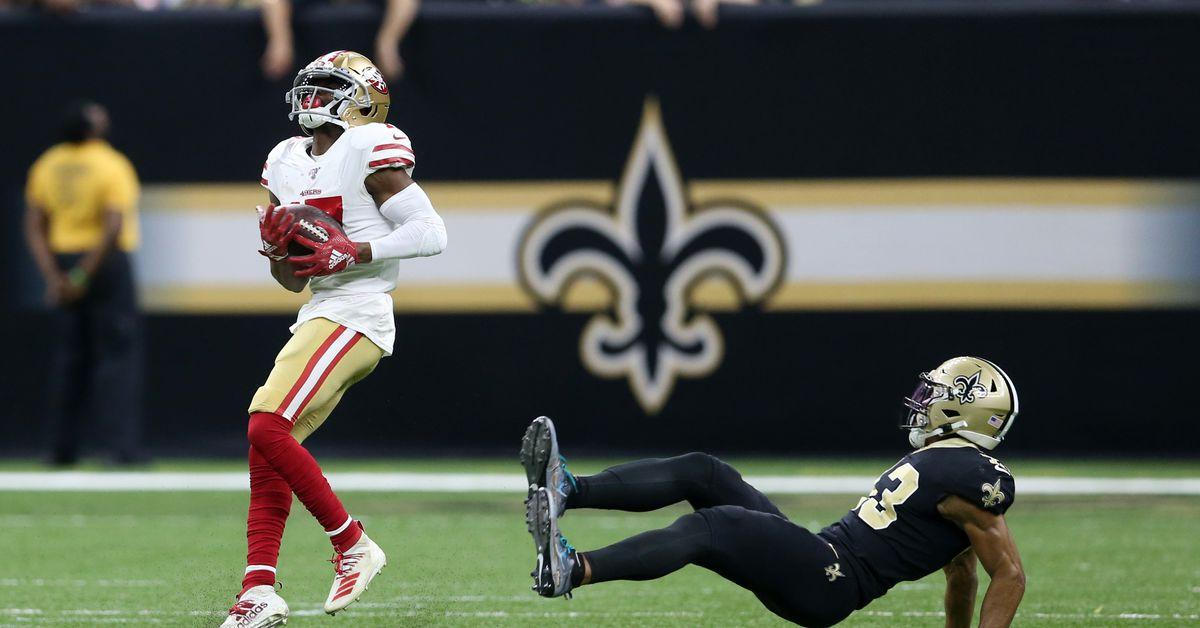 49ers vs Saints: Week 14 quick observations