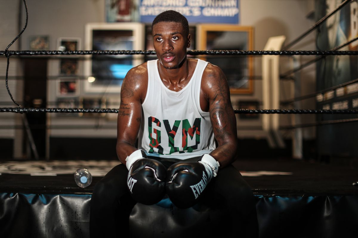 Shakan Pitters Boxing Feature
