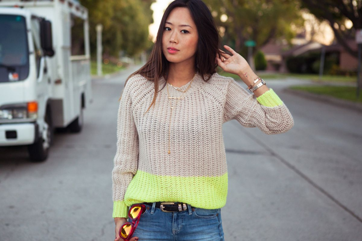 """Image via <a href=""""http://songofstyle.blogspot.com/2012/11/madewell-coming-soon-to-grove.html"""">Song of Style</a>"""