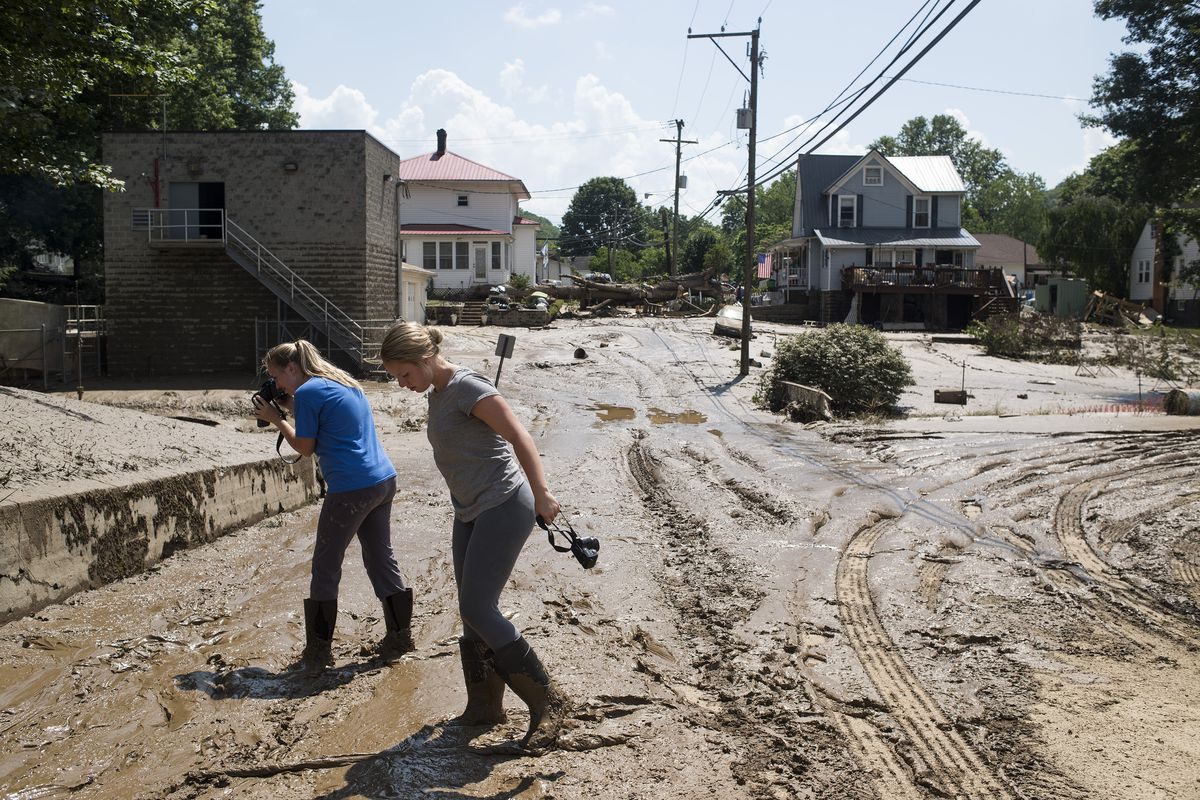 Historic Flooding Leaves Over 20 Dead In West Virginia