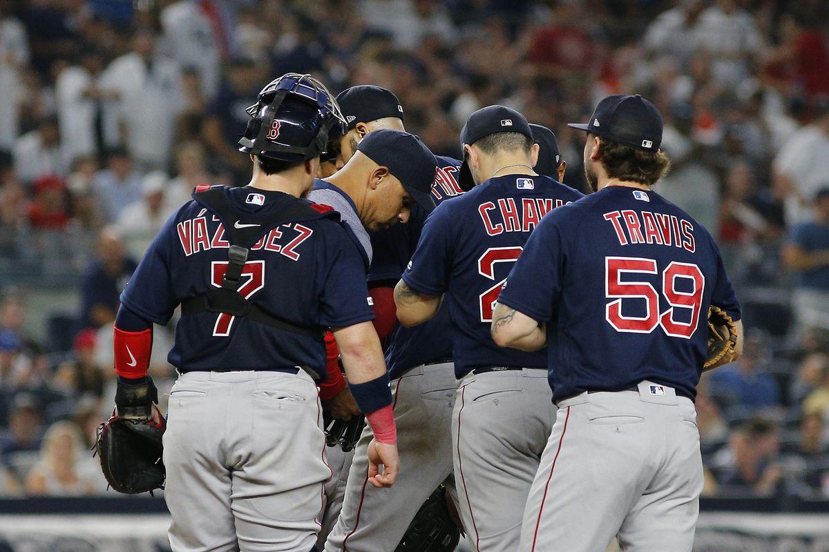 New York Yankees vs. Boston Red Sox: Series Preview