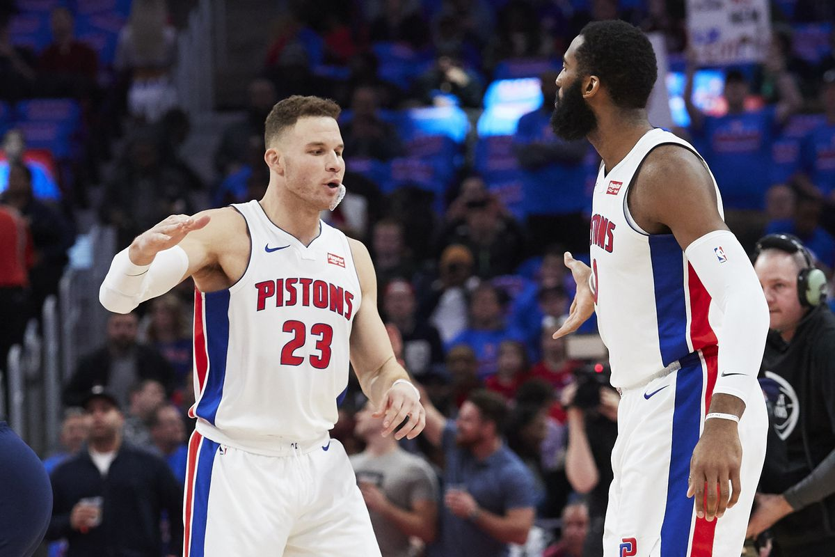 NBA scores 2018  The Pistons are 5-0 since the Blake Griffin trade ... 332d71243