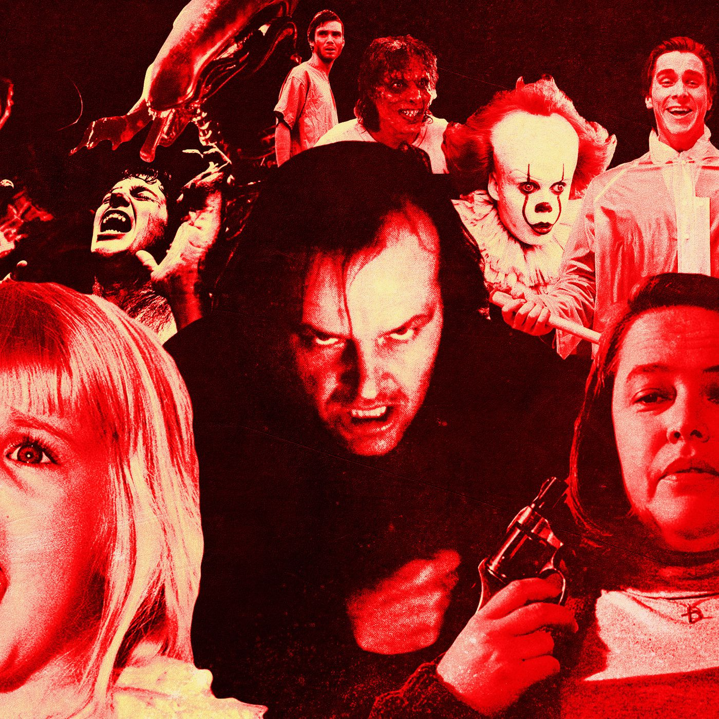 Introducing The Horror Oscars The 40 Best Scary Movies Since Halloween The Ringer