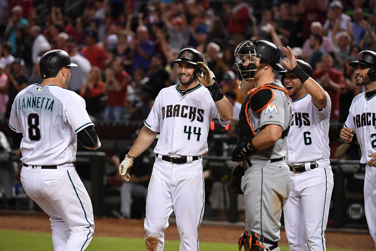 BOUND! Diamondbacks clinch spot in postseason for 1st time in 6 years