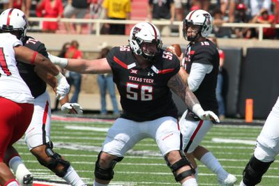 NCAA Football: Eastern Washington at Texas Tech