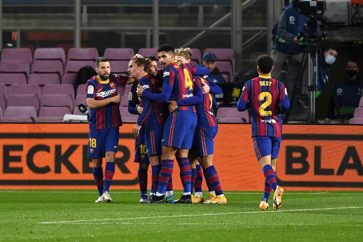 FC Barcelona v Levante UD - La Liga Santander