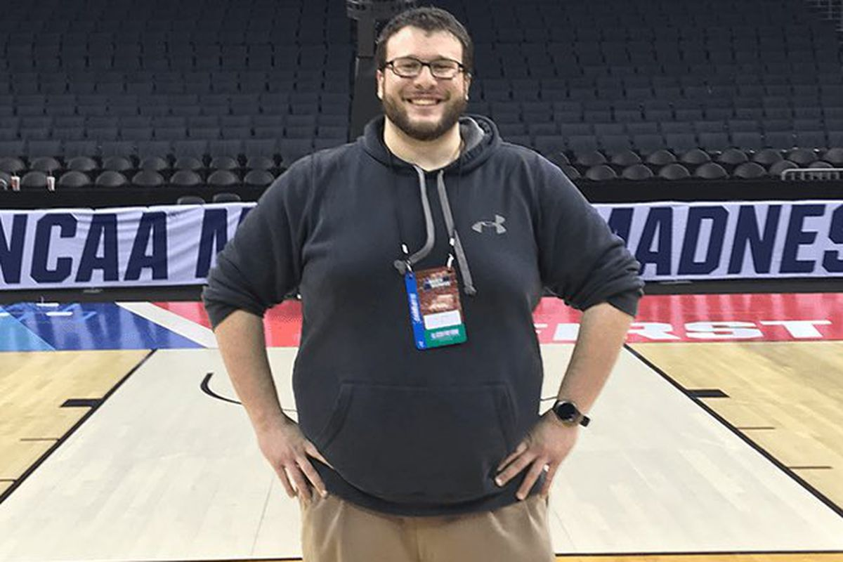 635f99d1c9c Meet UMBC's other star from that shocking blowout of Virginia: the guy who  ran the school's Twitter account