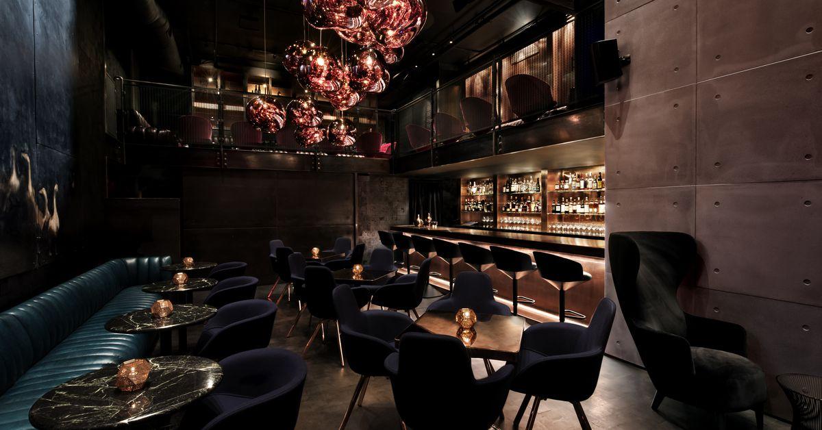 The 12 Most Elegant Cocktail Bars in Atlanta - Eater