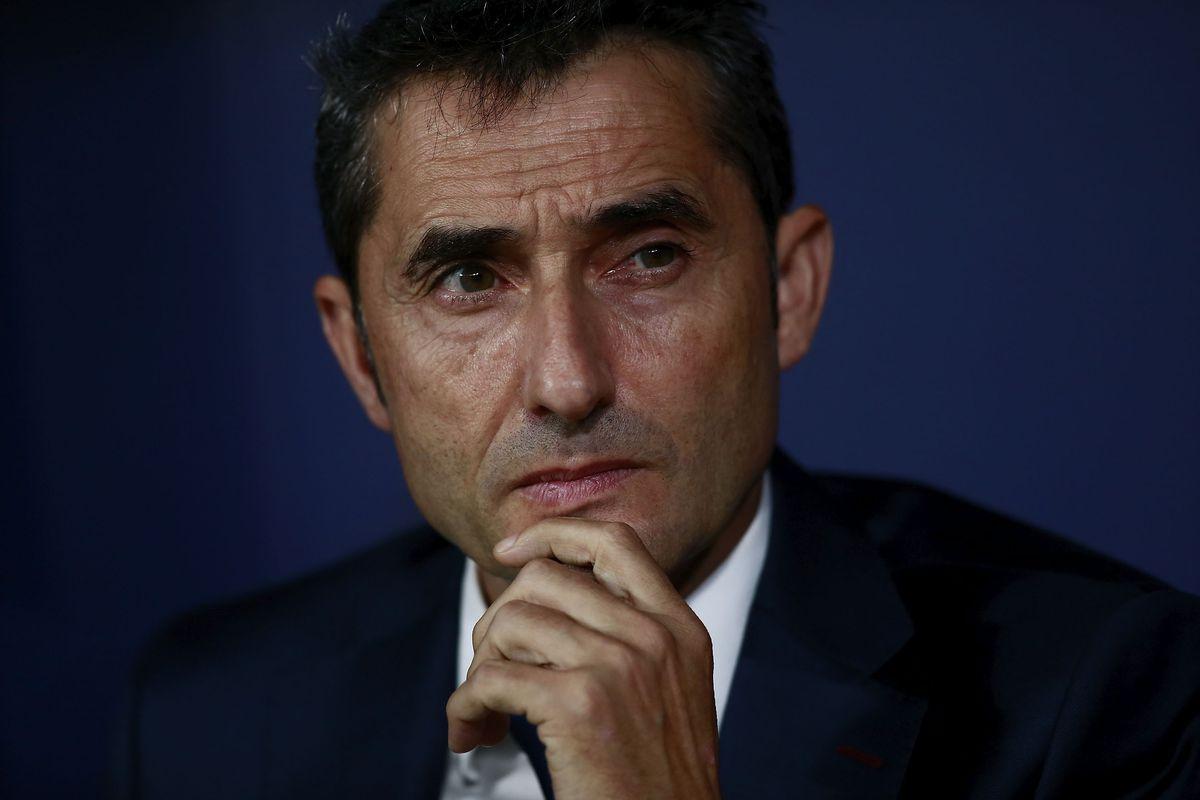 Atletico Madrid v Barcelona - La Liga