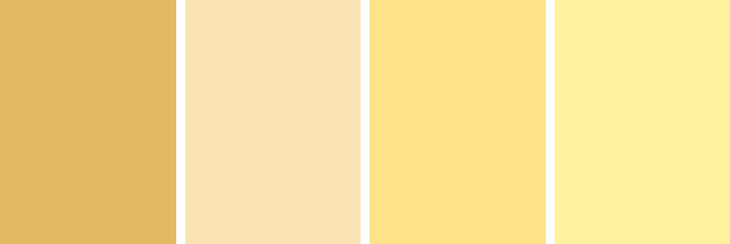 Paint colors for better sleep - yellow