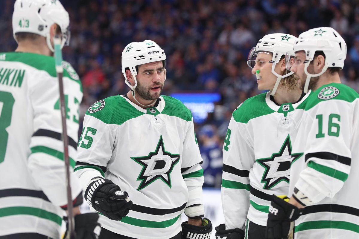 NHL: Dallas Stars at Tampa Bay Lightning