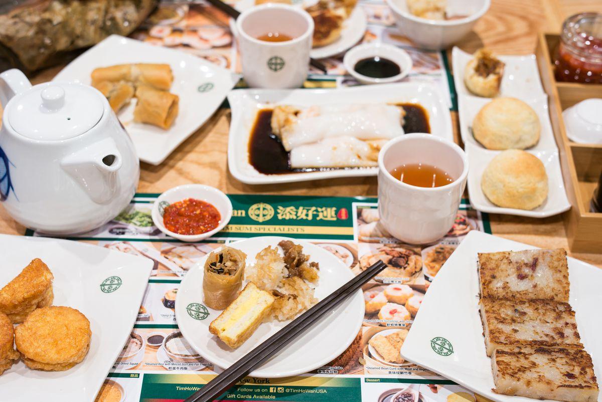 Tim Ho Wan food