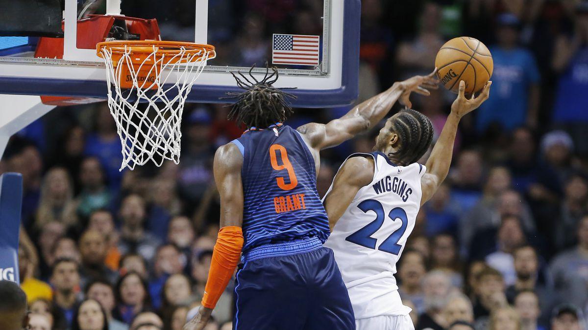 NBA: Minnesota Timberwolves at Oklahoma City Thunder