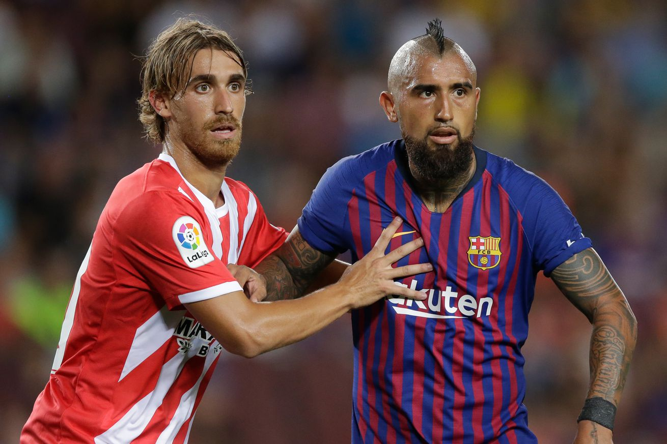 Barcelona look like a ?team without a soul,? says Muniesa