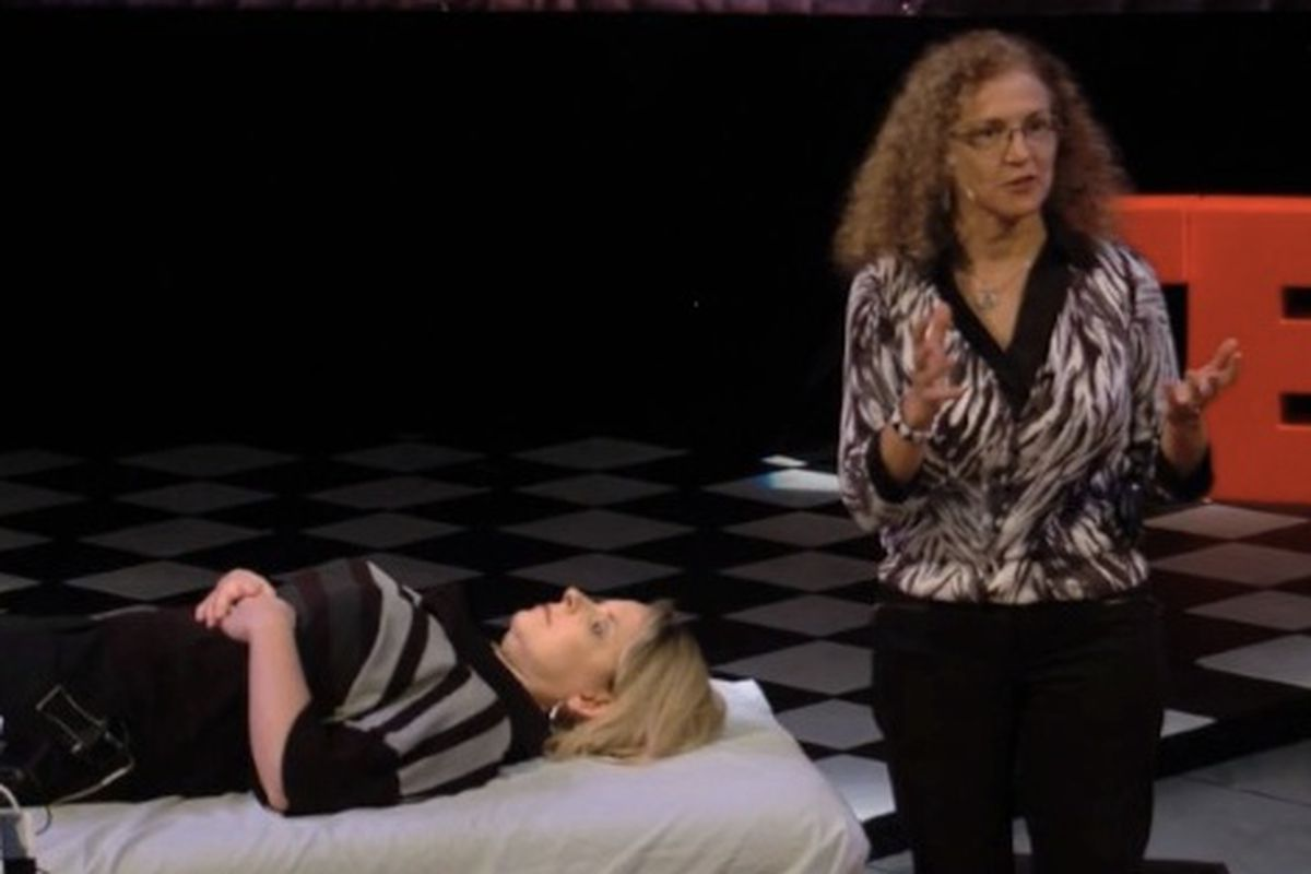 TEDx Brain Massage