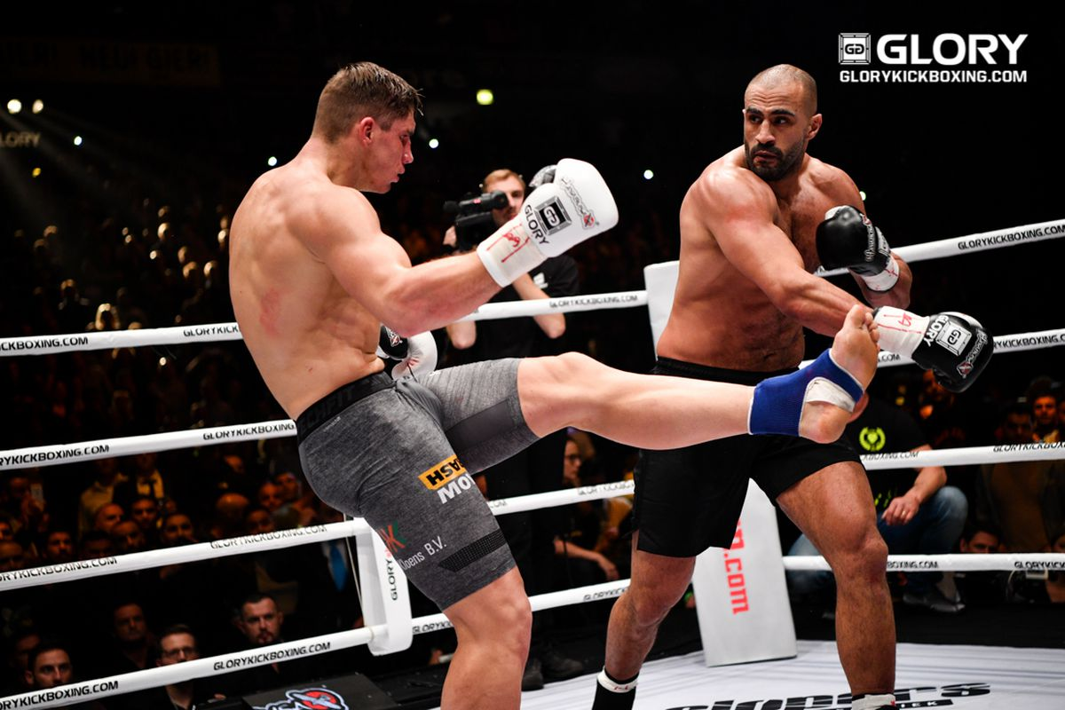 Glory Results And Analysis Rico Verhoeven Defeats Badr Hari In Wild