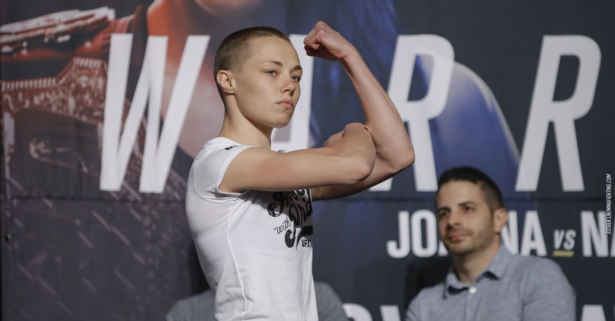 Rose Namajunas talks trio of possible UFC title challengers