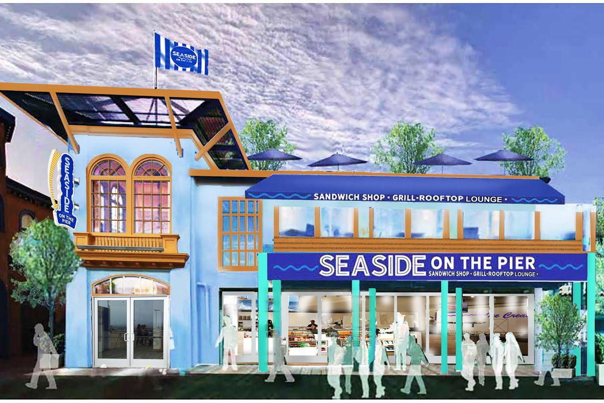 Buca Di Beppo Owner Opens On Santa Monica Pier This Spring Eater La
