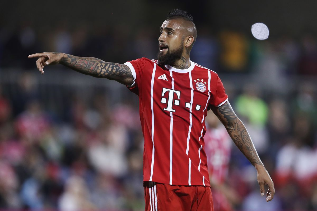 Bayern's Heynckes rules out Vidal's Chelsea move