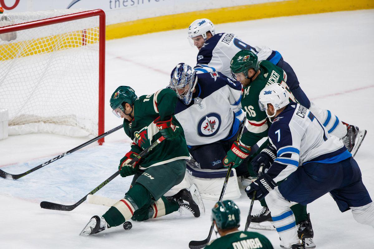 NHL: Preseason-Winnipeg Jets at Minnesota Wild