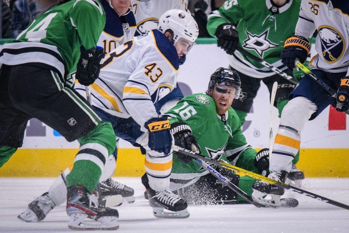 NHL: Buffalo Sabres at Dallas Stars