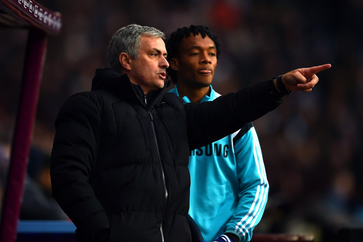 Mourinho points out the burning pile of promising young wingers who failed to track their full backs