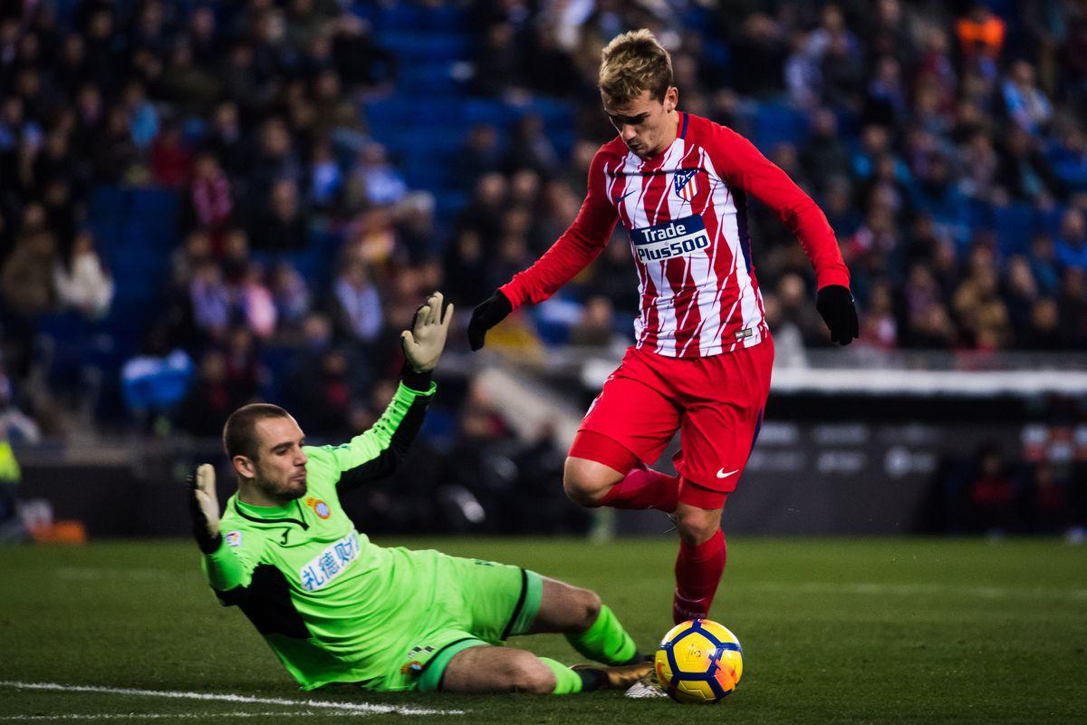 Espanyol v Atletico Madrid - La Liga