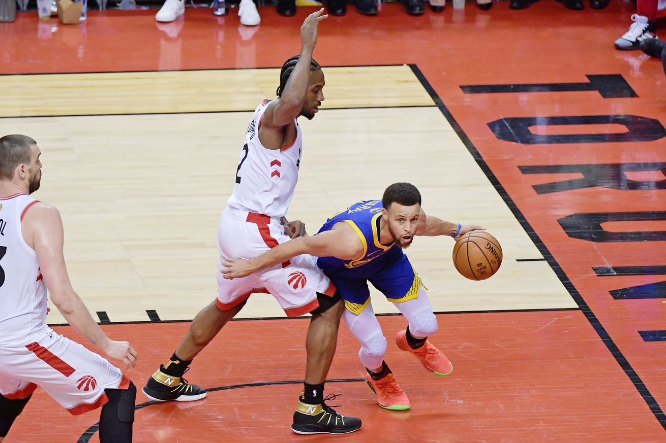 usa today 12800506.0 - Why the Raptors' defense is built to stop the Warriors