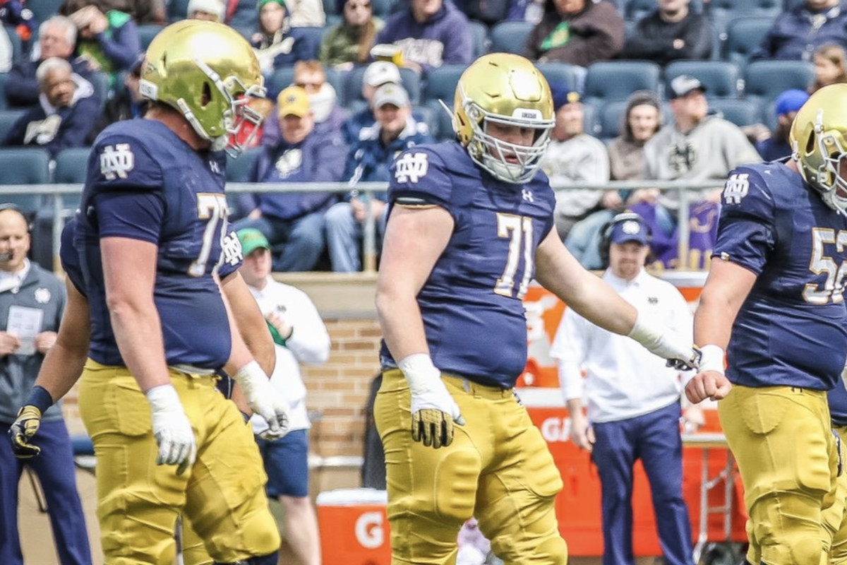 Notre Dame: Five Players Tested Positive for COVID