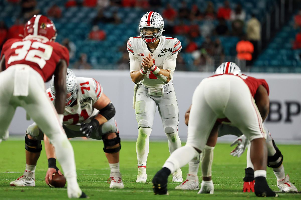"""Columnist Rick """"Doubting"""" Telander still has some questions about new Bears quarterback Justin Fields."""
