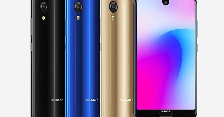 Sharp's Full-screen Phones Look Increasingly Less Special