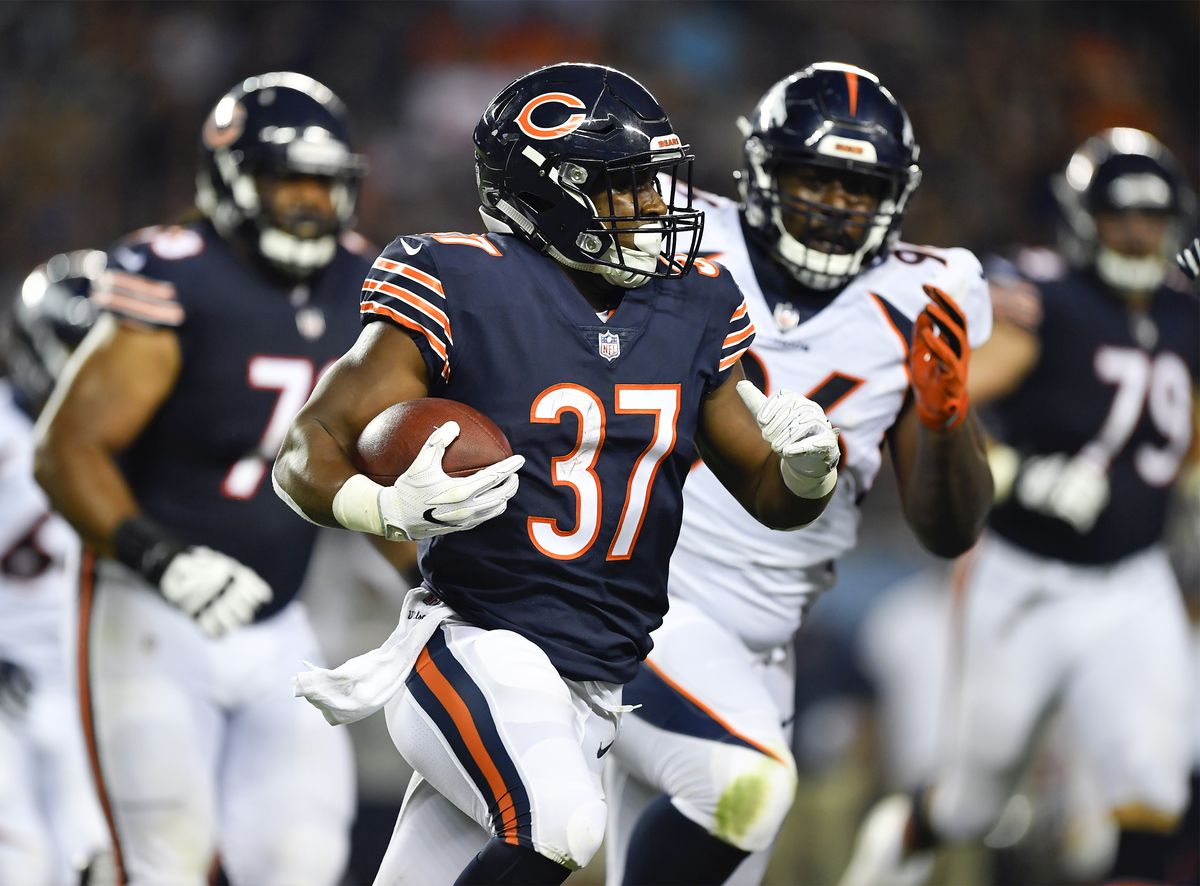 NFL: AUG 10 Preseason - Broncos at Bears
