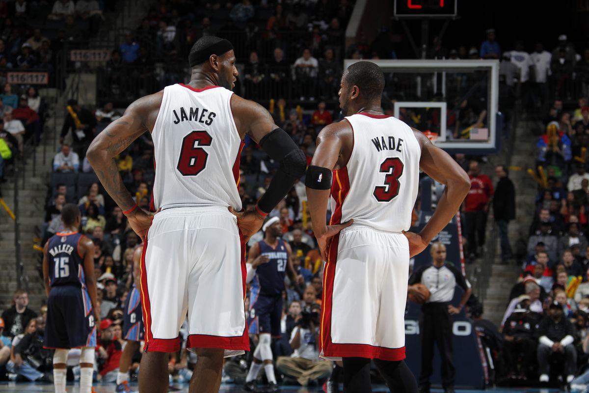 Miami Heat v Charlotte Bobcats