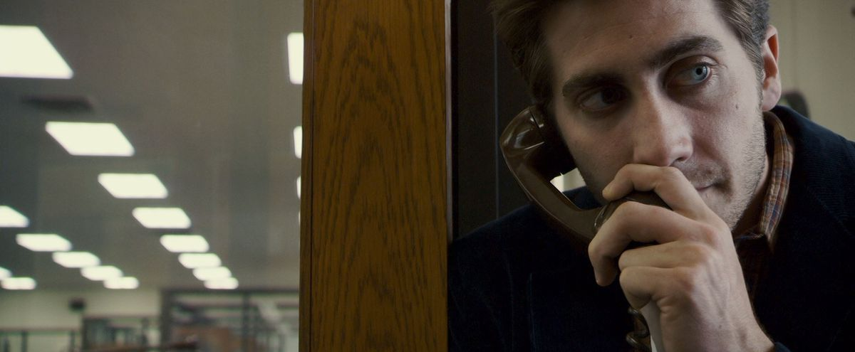 Jake Gyllenhaal in Zodiac
