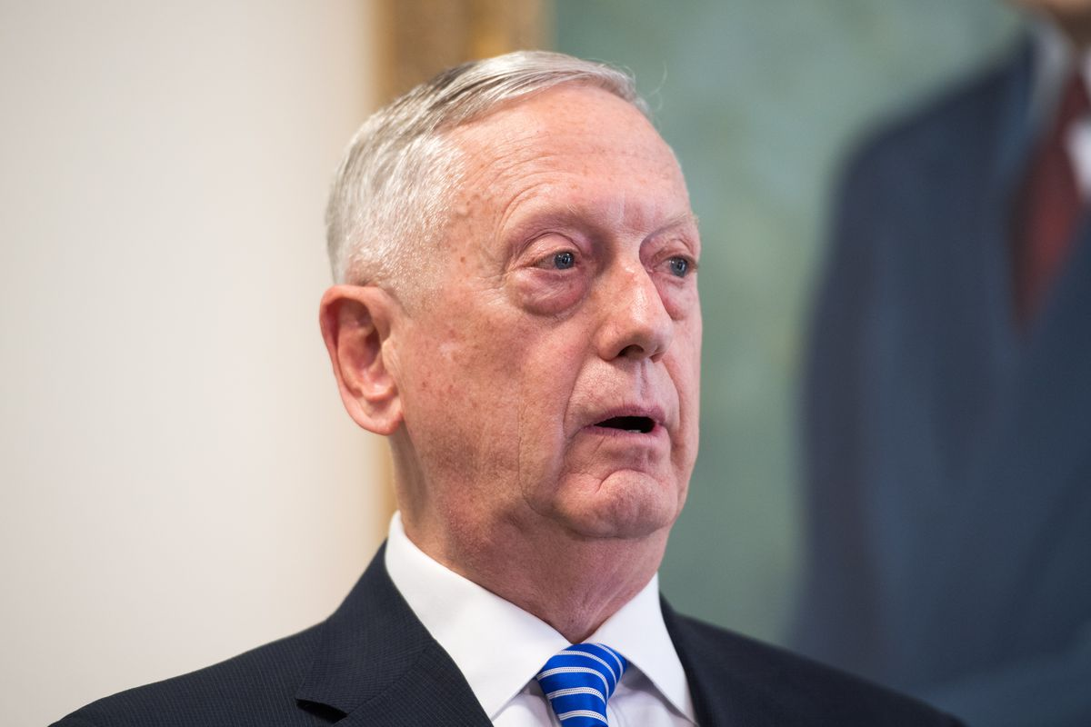 James Mattis: US Is Not Out of Diplomatic Options on North Korea