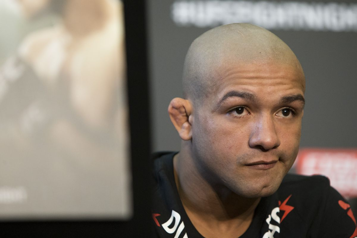 Diego Brandao opens up about chaotic fight in Dagestan
