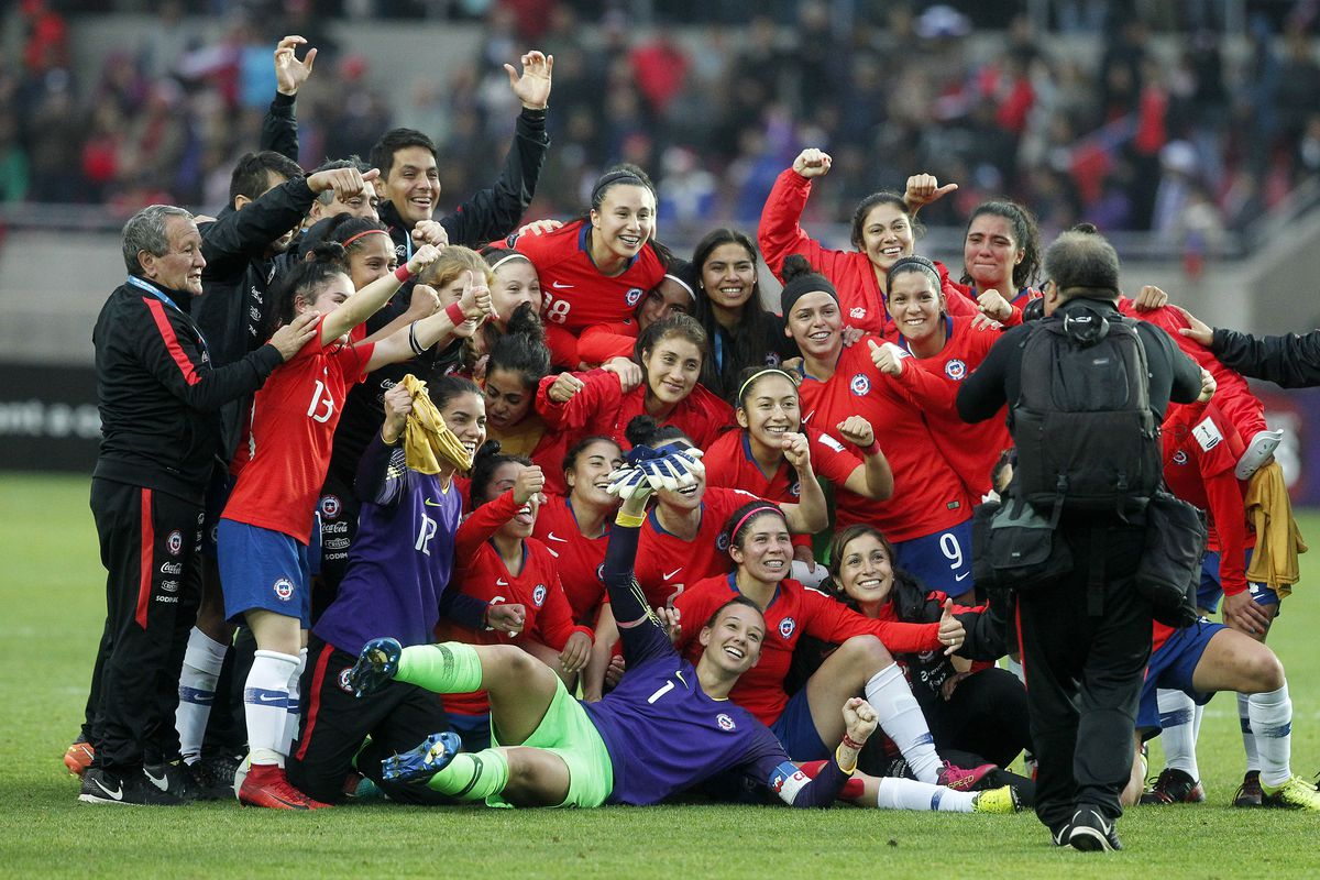 FBL-WOMEN-AMERICA CUP-ARG-CHI
