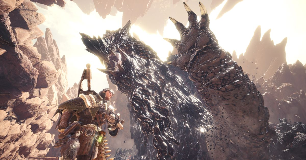 Monster Hunter: World comes to PC in August
