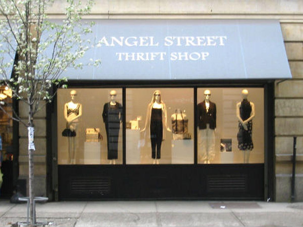 """Image via <a href=""""http://angelstreetthrift.org/"""">Angel Street Thrift Shop</a>"""
