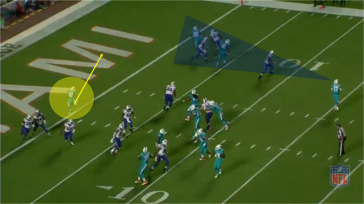 Tannehill to Gibson TD against Bills 4a graphics