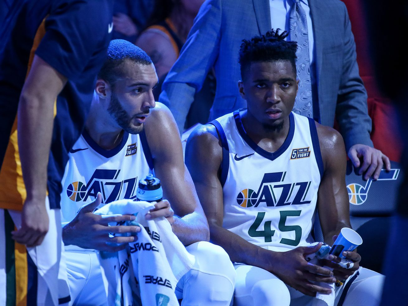 How to watch Donovan Mitchell and Rudy Gobert in the NBA All-Star Game